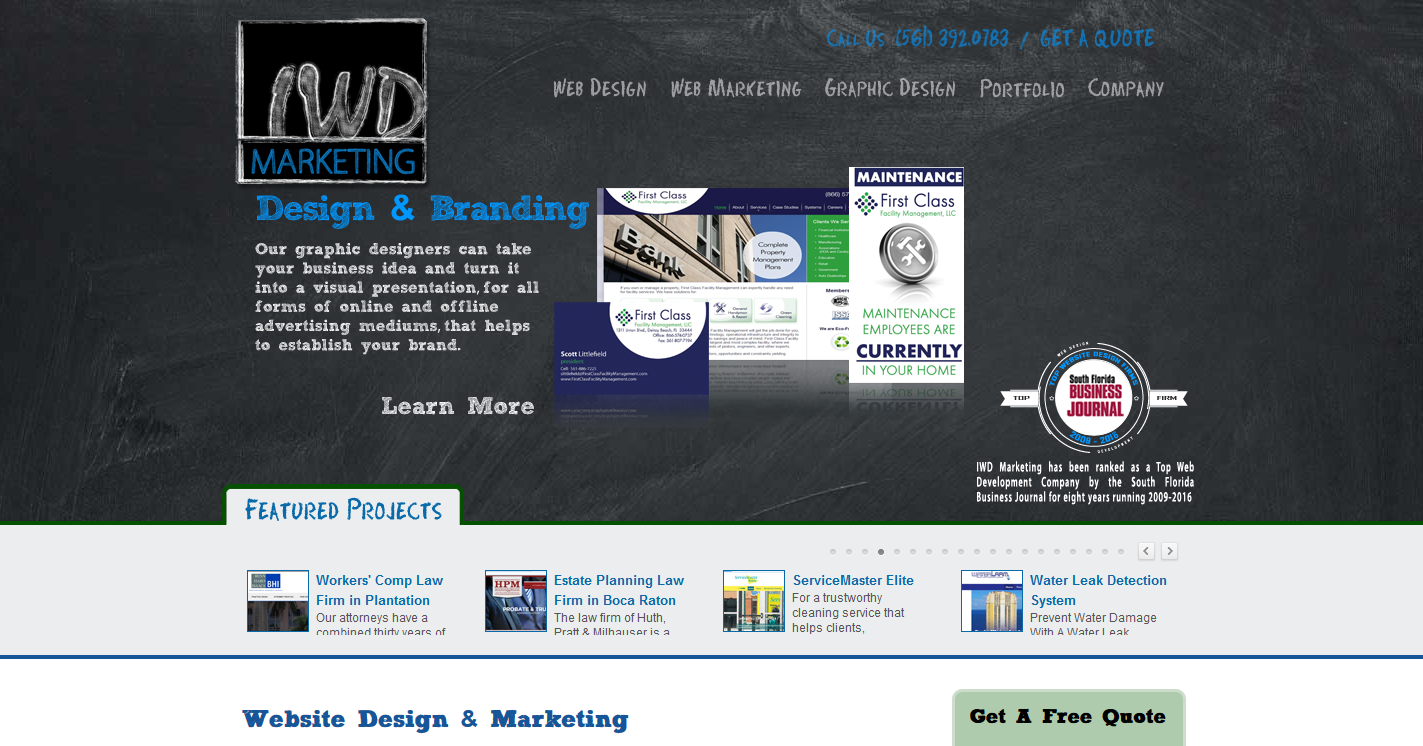 Internet Web Designers, Inc