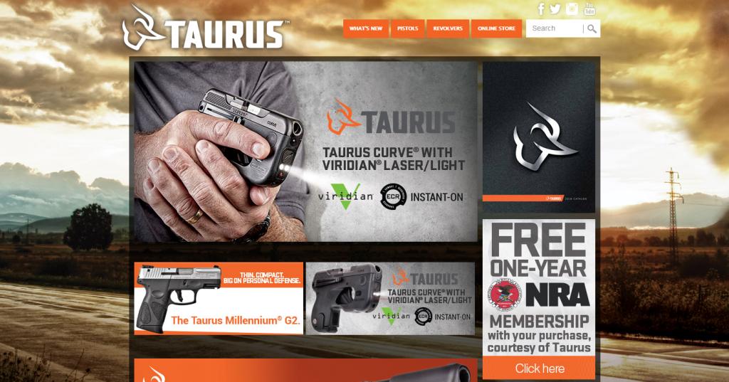 Taurus Firearms