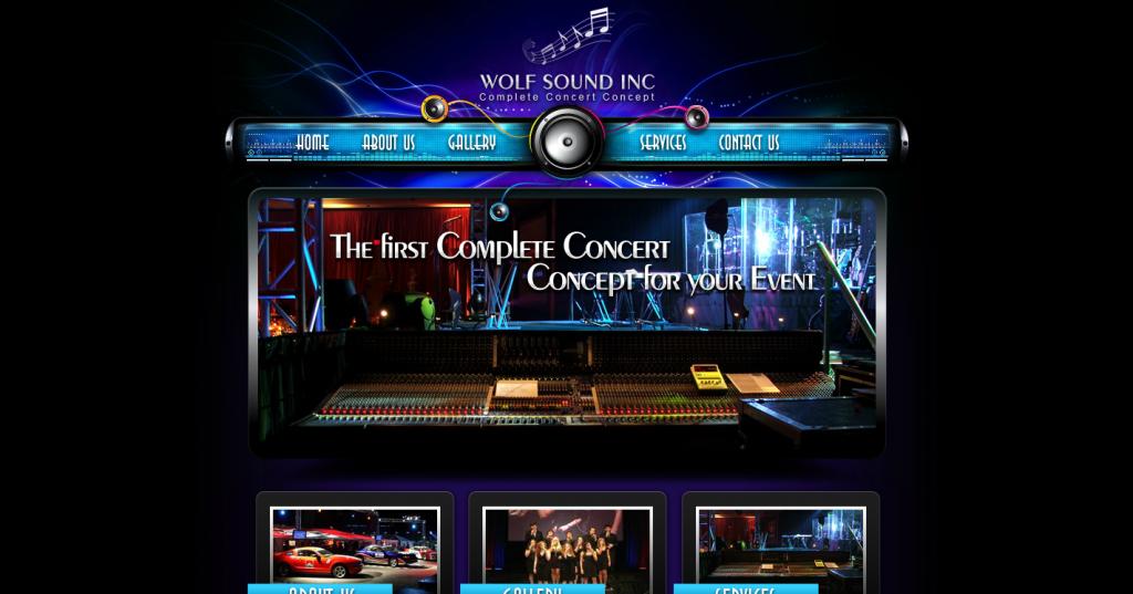 Wolf Sound Inc