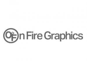 On Fire Graphics Logo