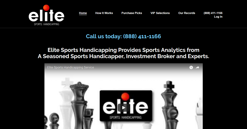 Elite Sports Handicapping Service
