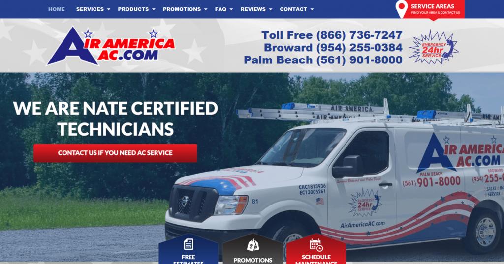 Air America Air Conditioning