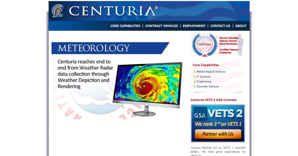 Centuria Corp
