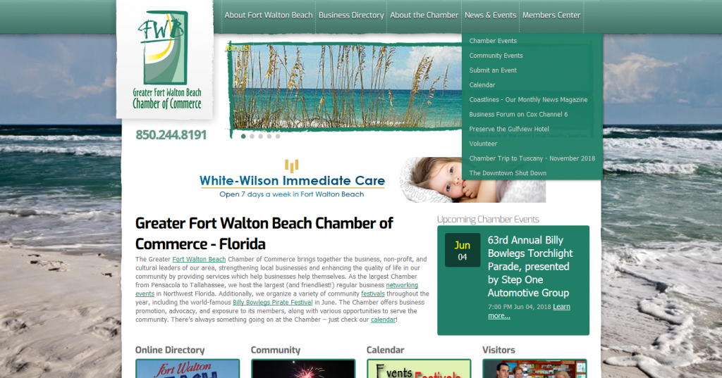 Greater Fort Walton Beach Chamber