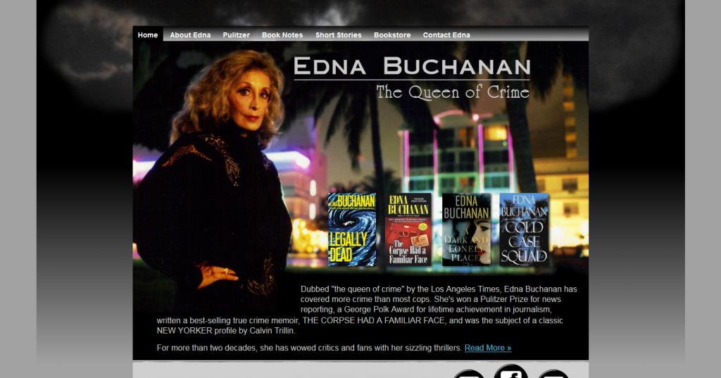 Edna Buchanan