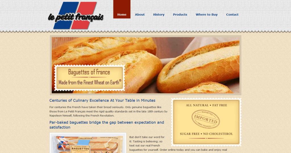 Le Petit Français Inc.