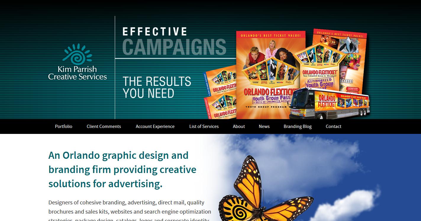 Kim Parrish Creative Services,Inc
