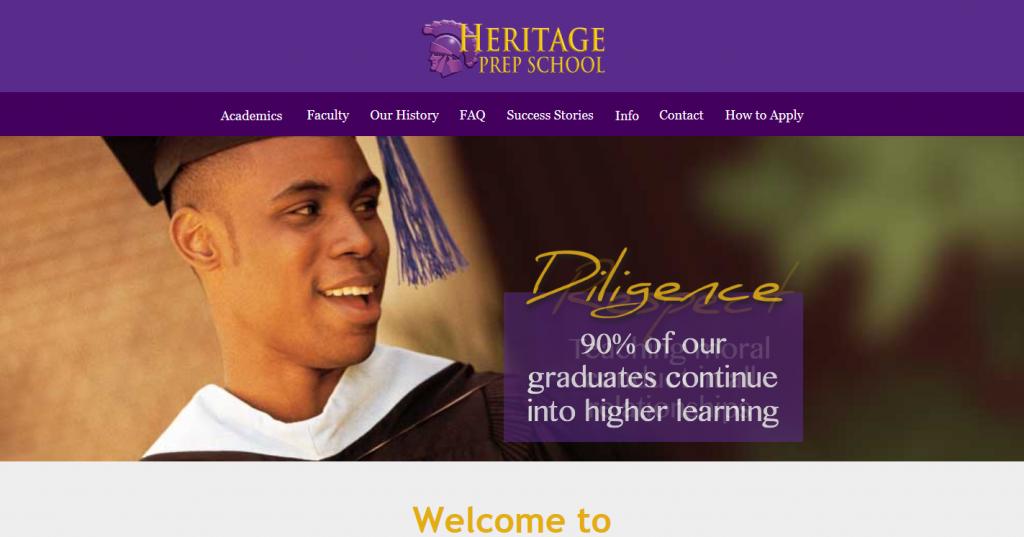 Heritage Prep School