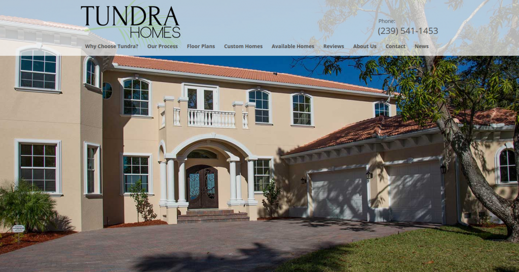 Tundra Homes - Residential Home Builder