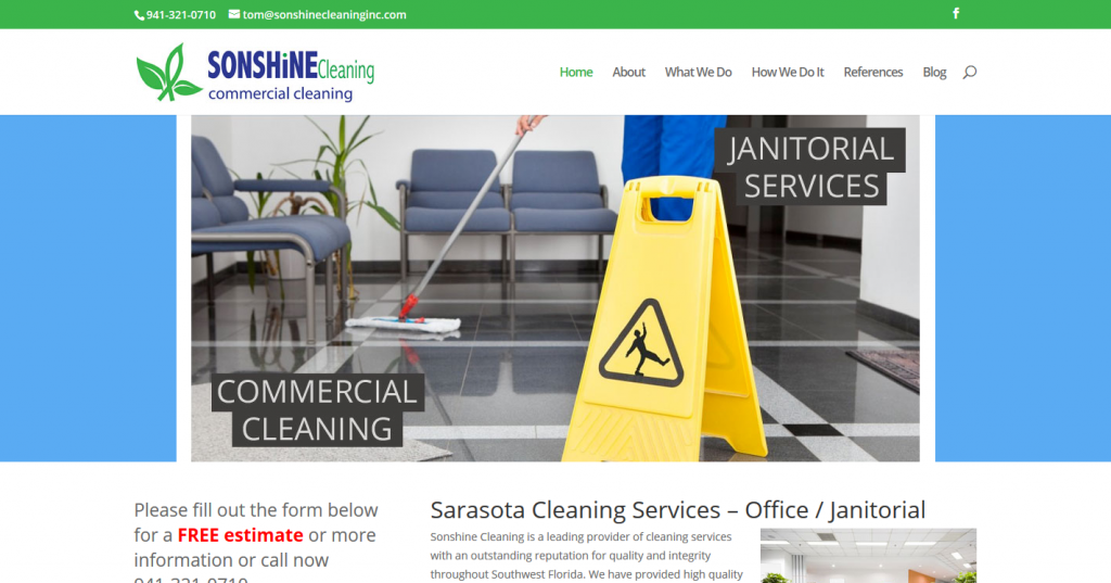 Sonshine Cleaning Inc