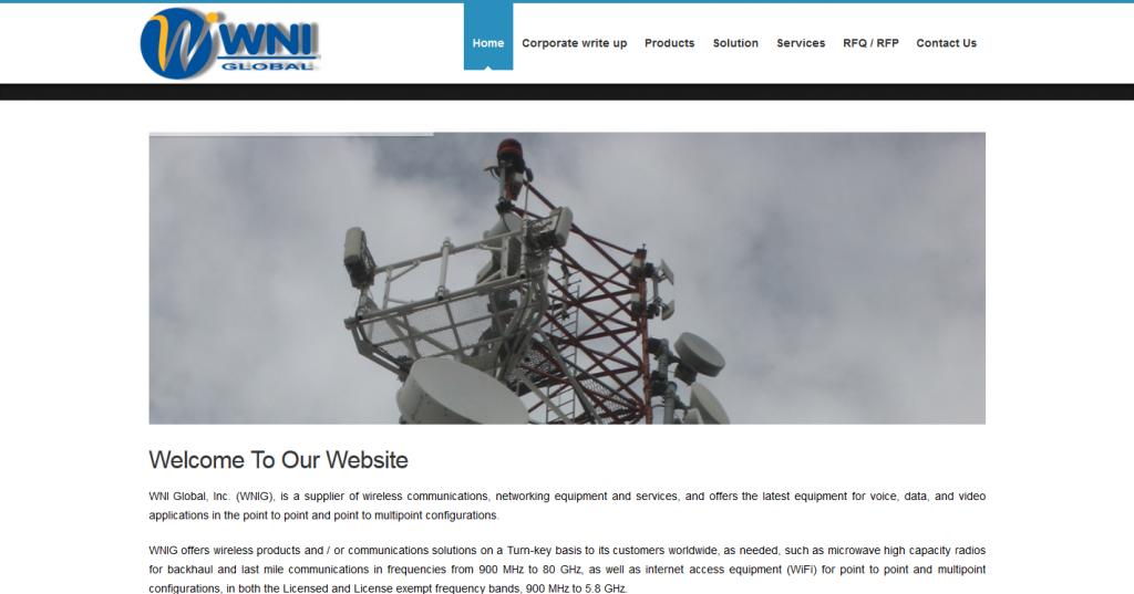 WNI Global, Inc
