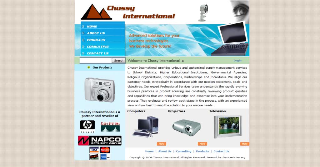 Chussy International