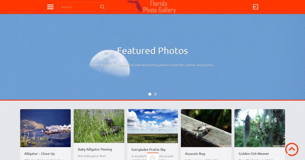 Florida Photo Gallery