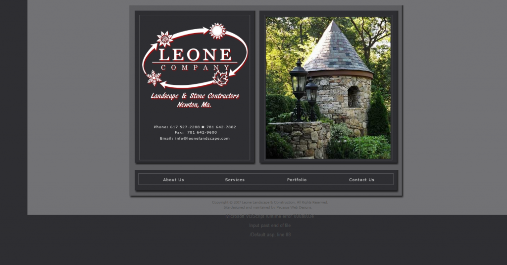 Leone Landscape & Construction