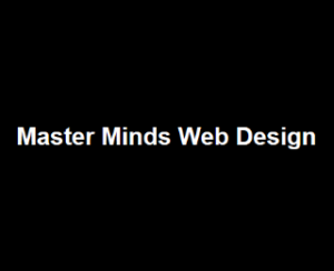 Master Minds Web Design Logo