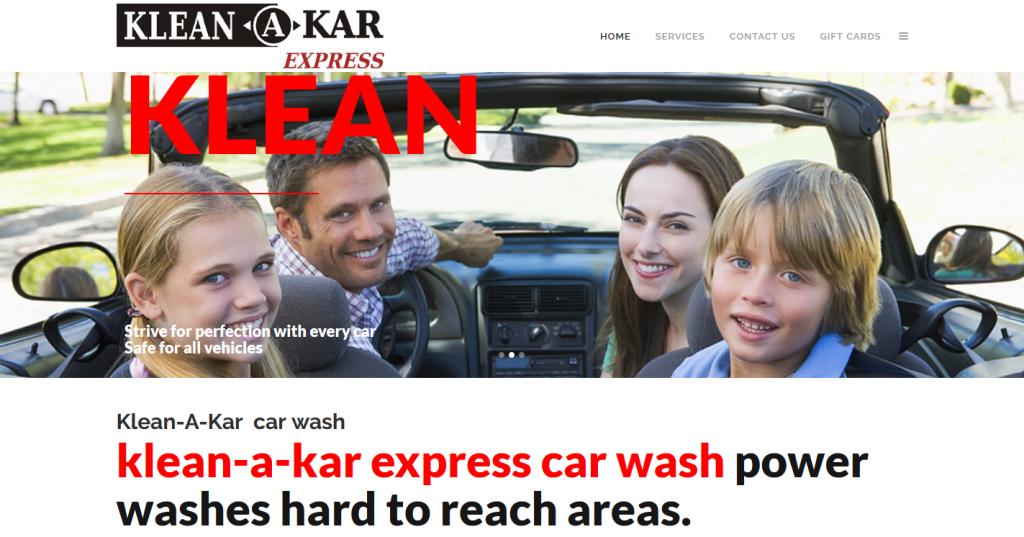 Klean A Kar Express