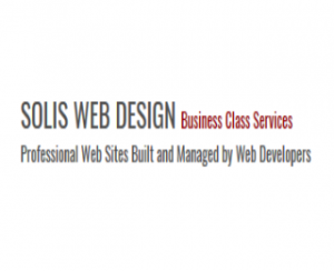 Solis Miami Web Design Agency Logo