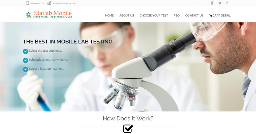 StatLab Mobile