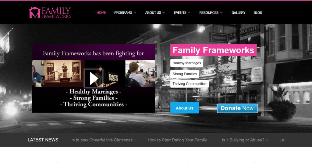 Family Frameworks