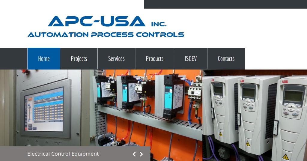 Automation Process Controls