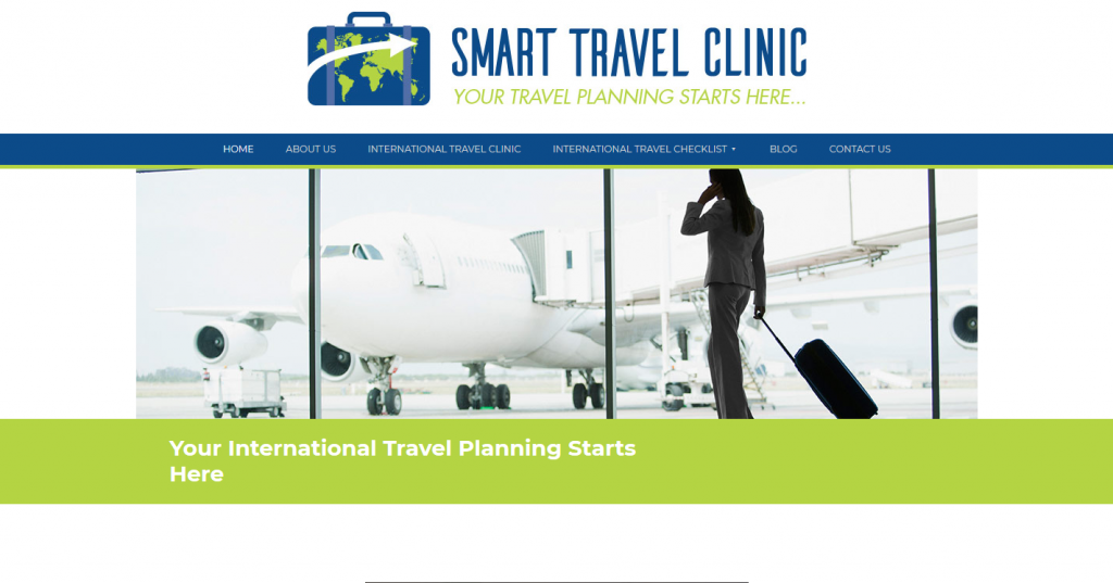 SMART TRAVEL CLINIC