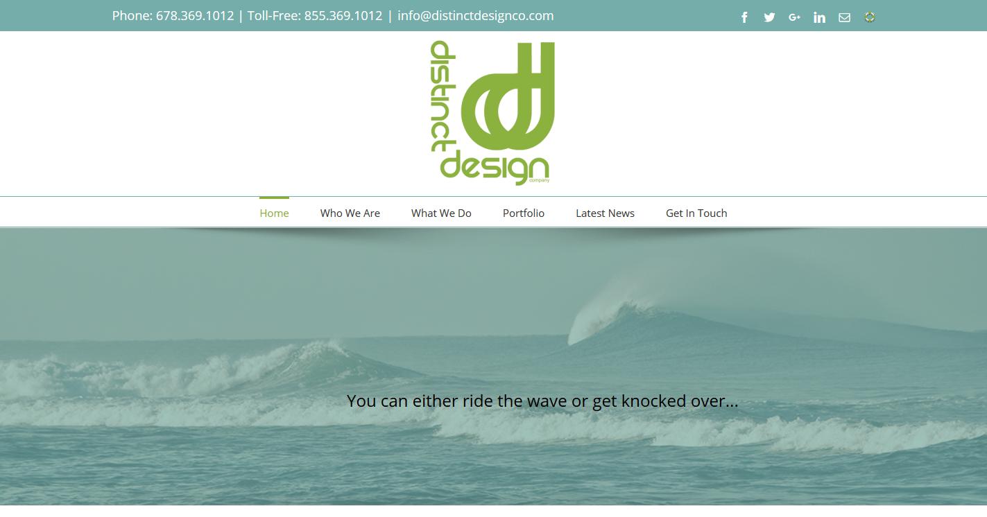 Distinct Design Company