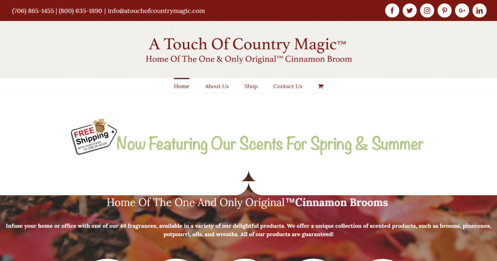 A Touch Of Country Magic