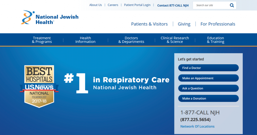 National Jewish Healthwith