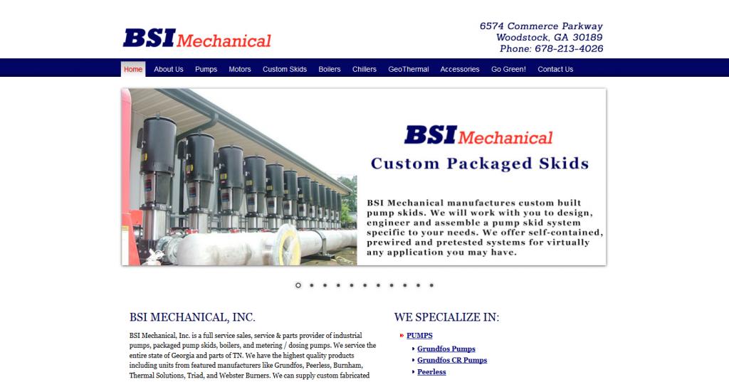 BSI Mechanical