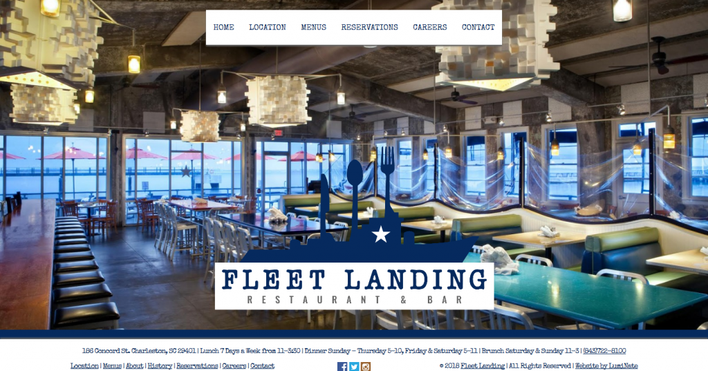 Fleet Landing Restaurant