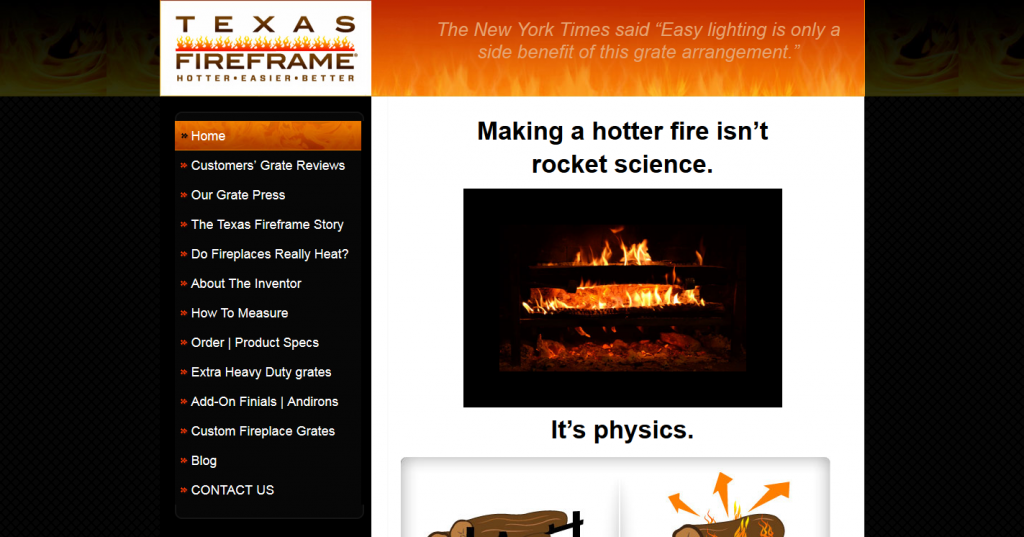Texas Fireframe Company