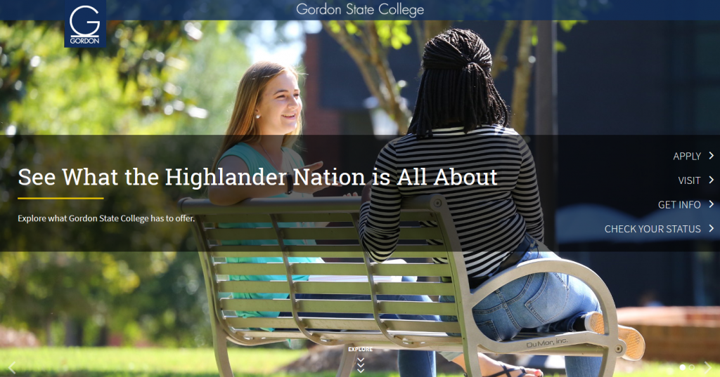 Gordon State Admissions