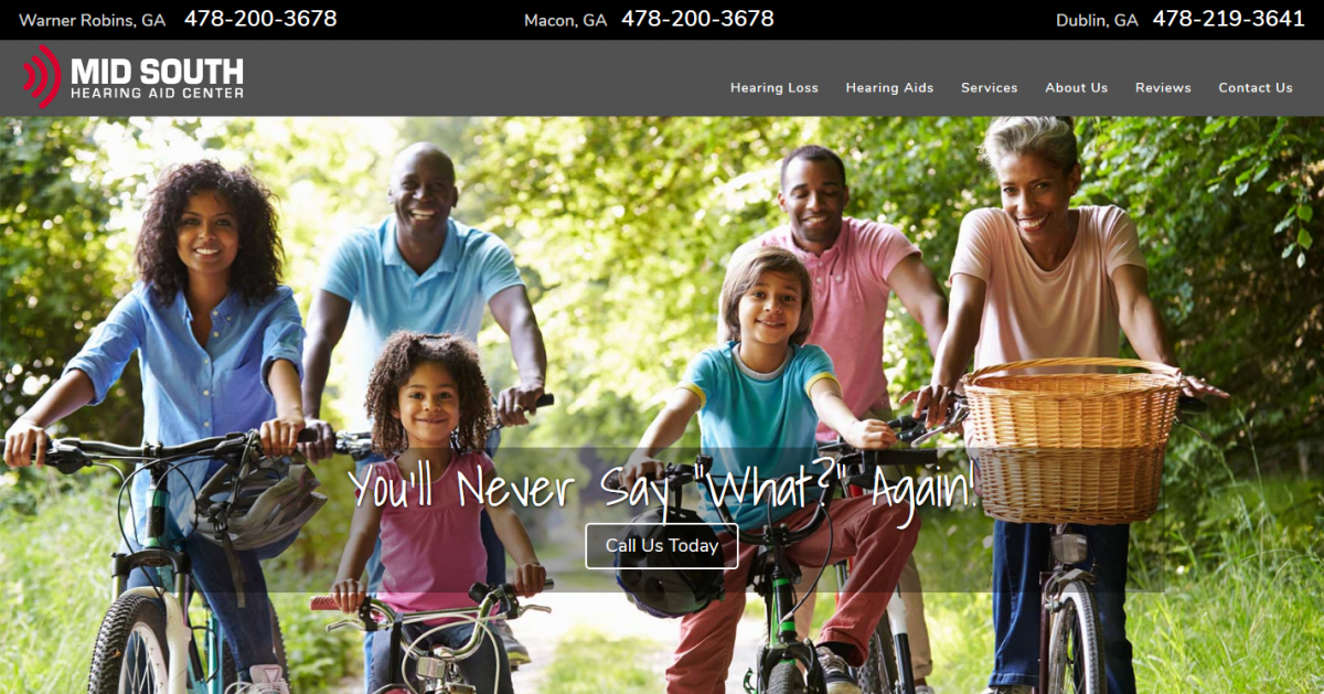 Mid South Hearing Aid Center