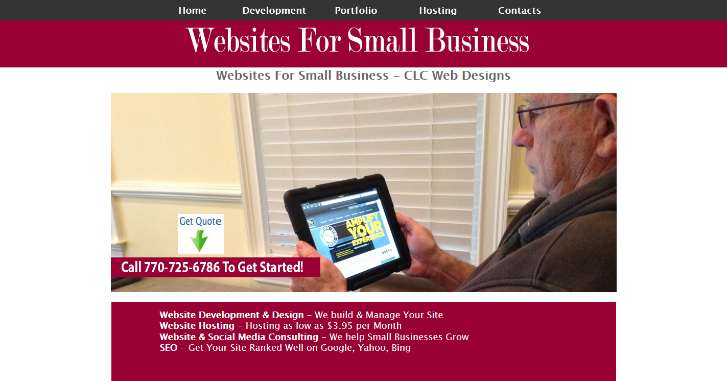CLC Web Designs
