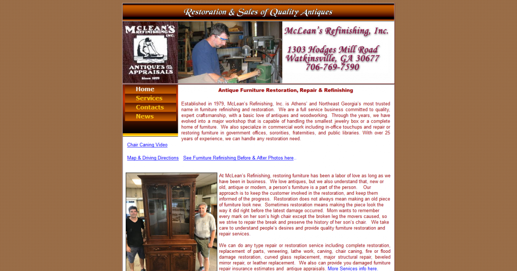 McLean's Refinishing, Inc