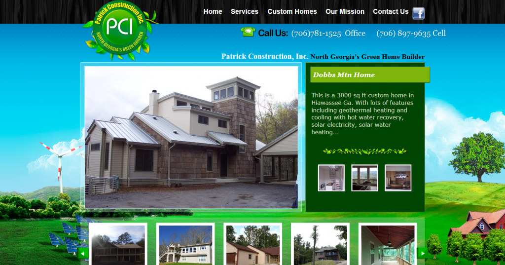 Patrick Construction, Inc