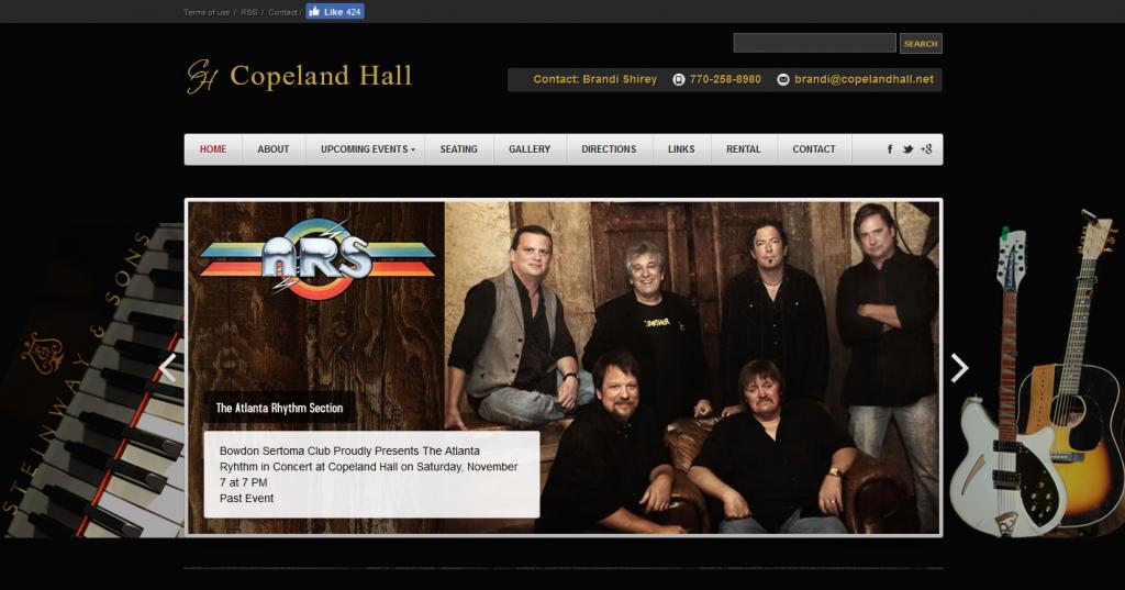 Copeland hall
