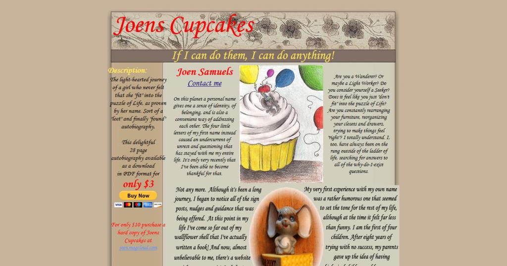 Joens Cupcakes