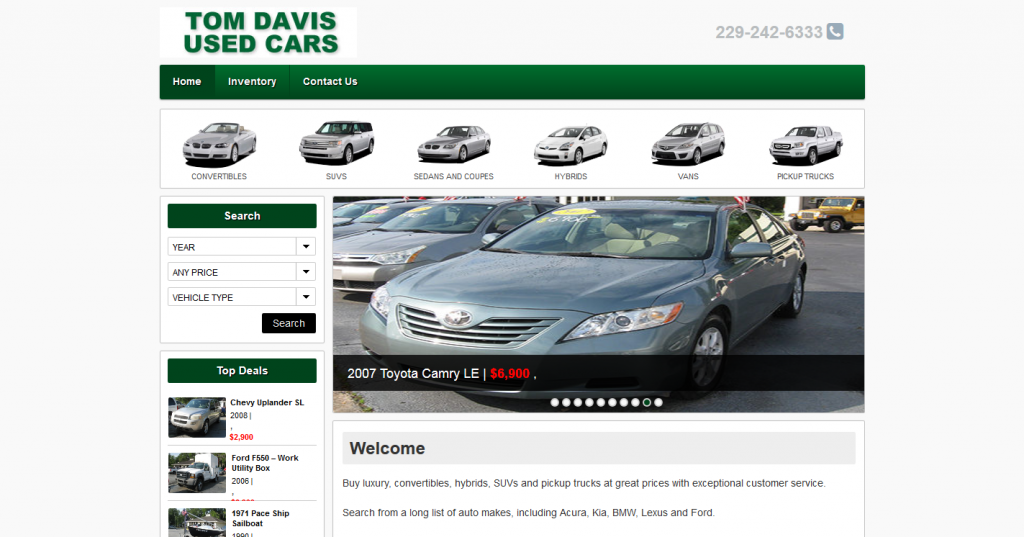 Tom-Davis-Used-Cars