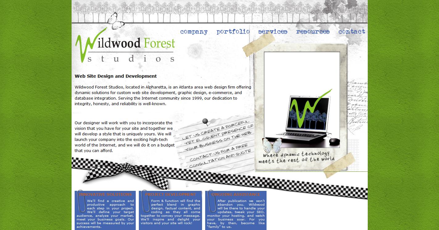 Wildwood Forest Studios