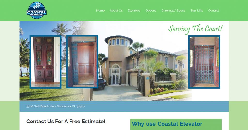 Coastal Elevator Inc