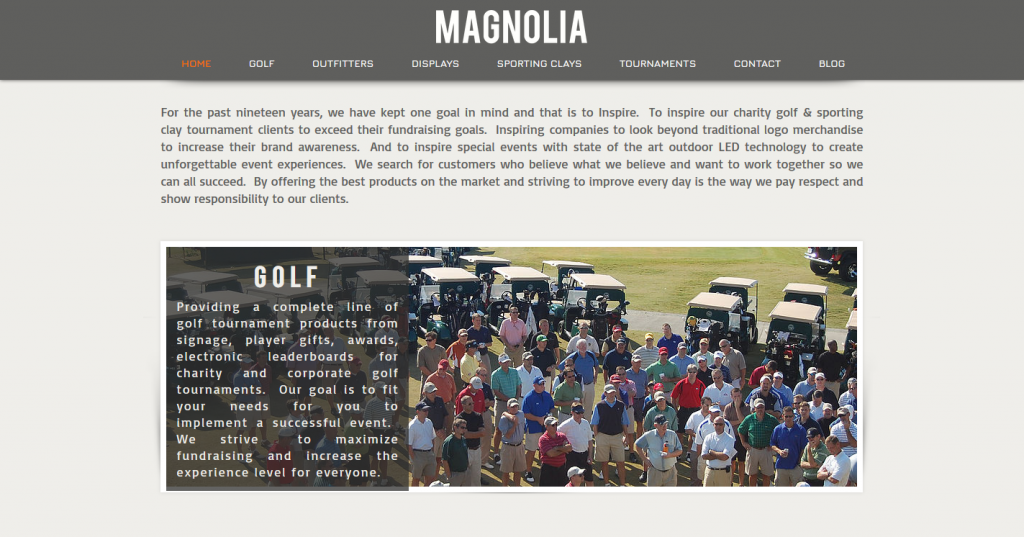 Magnolia Golf Group