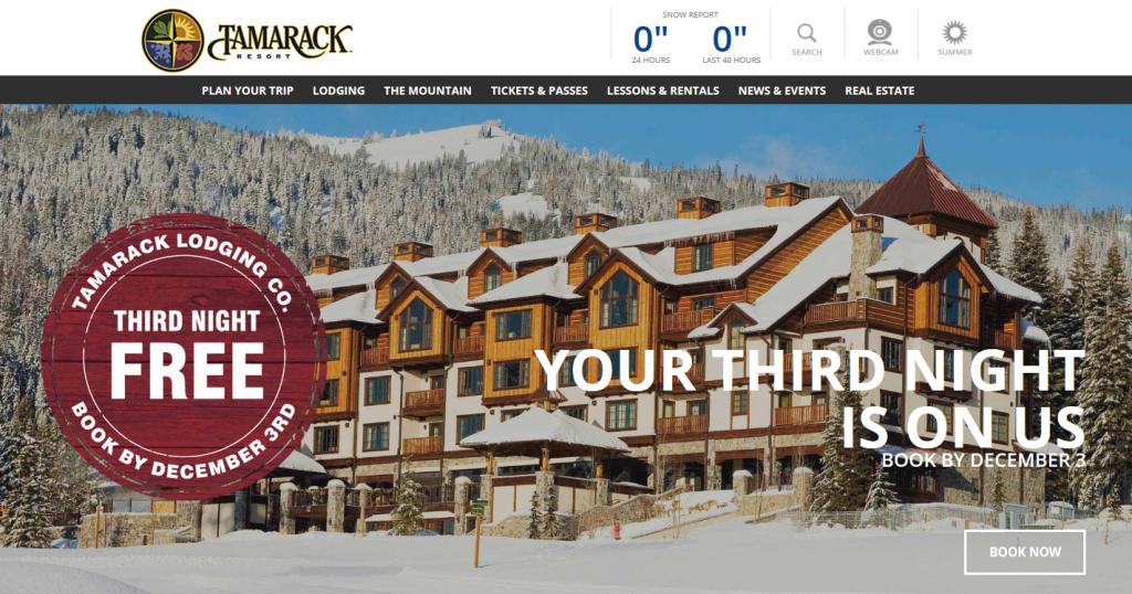 Tamarack Resort