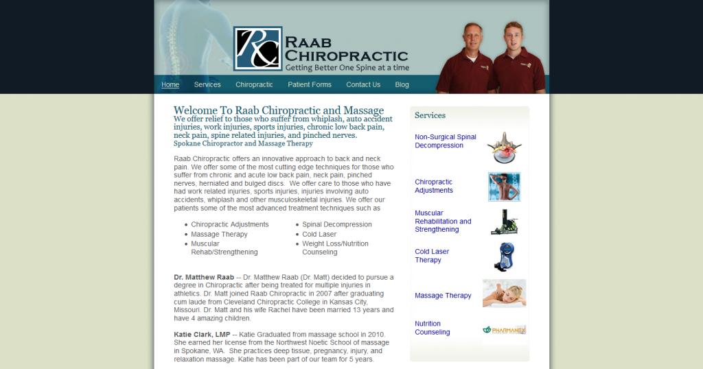 Raab-Chiropractic