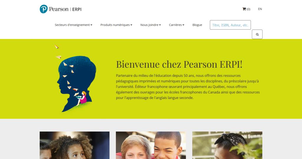 Pearson-ERPI