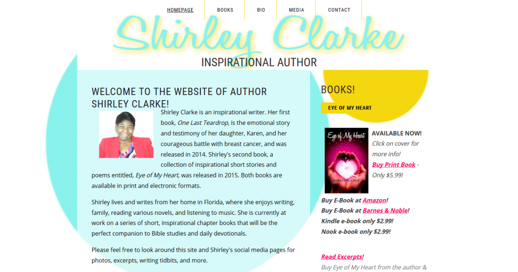 author Shirley Clarke