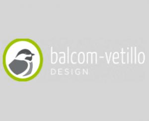 balcom-vetillo design logo