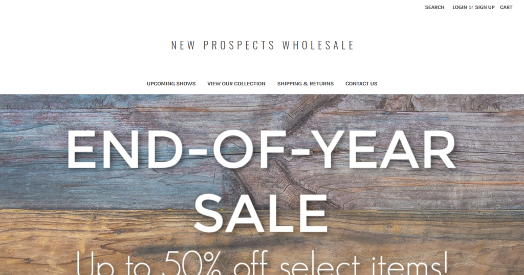 New Prospects Wholesale