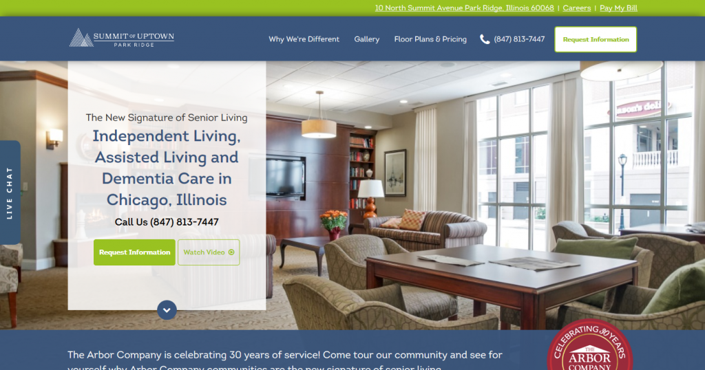 Park Ridge Retirement & Assisted Living