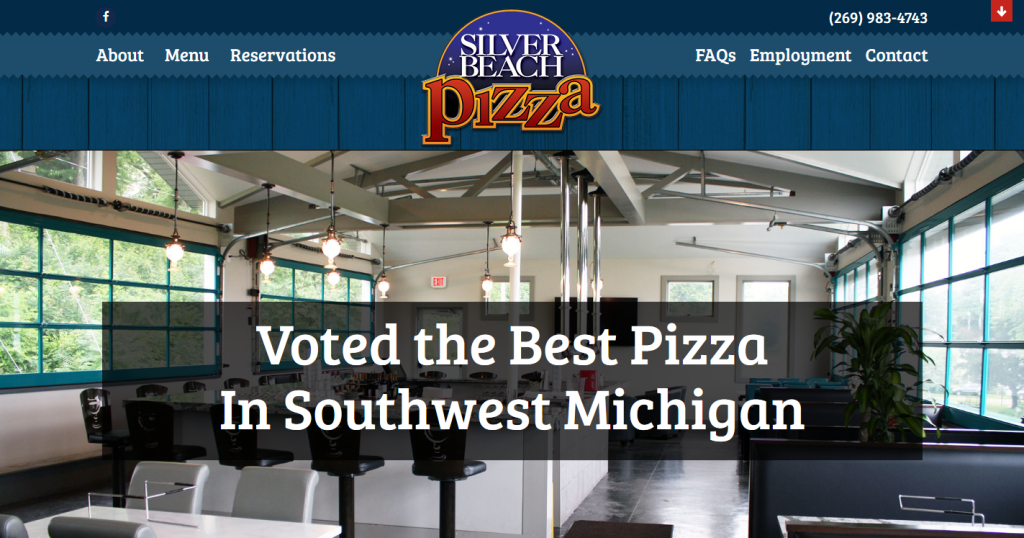 Silver Beach Pizza